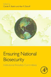 Ensuring National Biosecurity by Carole R Baskin