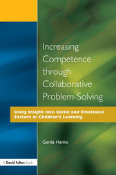Increasing Competence Through Collaborative Problem-Solving by Gerda Hanko
