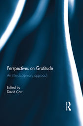 Perspectives on Gratitude by David Carr