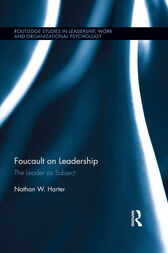 Foucault on Leadership by Nathan W. Harter