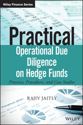 Practical Operational Due Diligence on Hedge Funds by Rajiv Jaitly