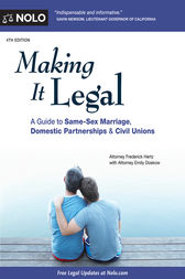 Making It Legal by Frederick Hertz