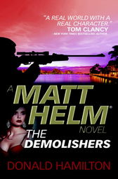 Matt Helm - The Demolishers by Donald Hamilton