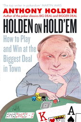 Holden On Hold'em by Anthony Holden