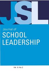 Jsl Vol 9-N2 by JOURNAL OF SCHOOL LEADERSHIP