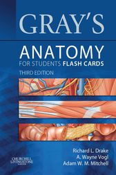 Gray's Anatomy for Students Flash Cards E-Book by Richard Drake