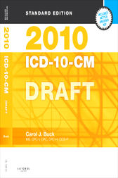 ICD-10-CM, Standard Edition DRAFT - E-Book by Carol J. Buck