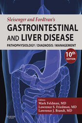 Sleisenger and Fordtran's Gastrointestinal and Liver Disease E-Book by Mark Feldman