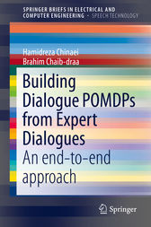 Building Dialogue POMDPs from Expert Dialogues by Hamidreza Chinaei