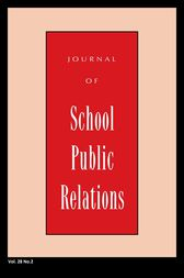 Jspr Vol 28-N2 by Journal of School Public Relations
