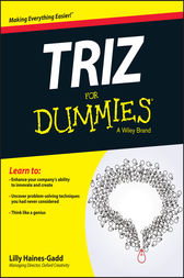 TRIZ For Dummies by Lilly Haines-Gadd