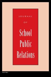 Jspr Vol 31-N3 by Journal of School Public Relations