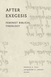After Exegesis by Patricia K Tull