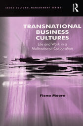 Transnational Business Cultures by Fiona Moore