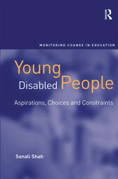 Young Disabled People by Sonali Shah