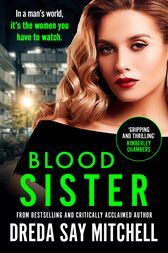 Blood Sister by Dreda Say Mitchell