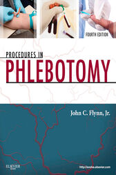 Procedures in Phlebotomy - E-Book by John C. Flynn