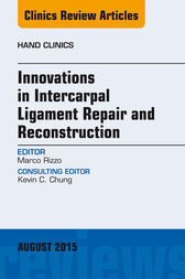 Innovations in Intercarpal Ligament Repair and Reconstruction, E-Book by Marco Rizzo