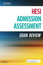 Admission Assessment Exam Review E-Book by HESI