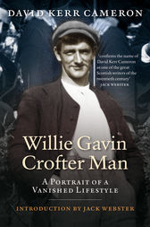 Willie Gavin, Crofter Man by David Kerr Cameron