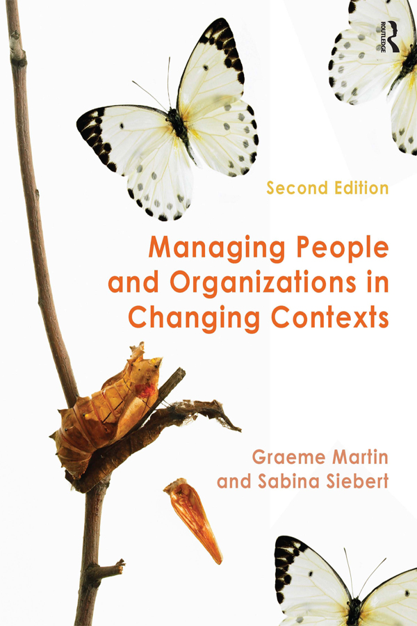 Download Ebook Managing People and Organizations in Changing Contexts (2nd ed.) by Graeme Martin Pdf