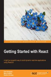 Getting Started with React by Doel Sengupta