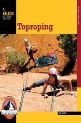 Toproping by Bob Gaines