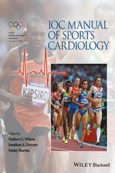 IOC Manual of Sports Cardiology by Mathew G. Wilson