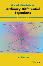 Numerical Methods for Ordinary Differential Equations by J. C. Butcher