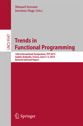 Trends in Functional Programming by Manuel Serrano