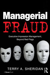 Managerial Fraud by Terry A. Sheridan