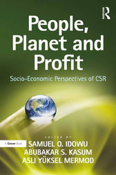 People, Planet and Profit by Samuel O. Idowu