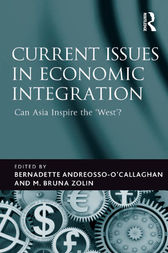 Current Issues in Economic Integration by M. Bruna Zolin