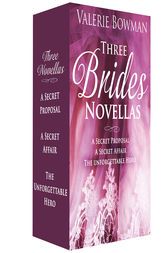 Three Brides Novellas by Valerie Bowman
