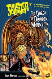 The Quest for Dragon Mountain by Robin Mayhall