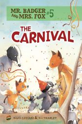 The Carnival by Brigitte Luciani