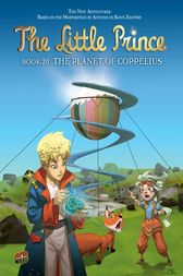 The Planet of Coppelius by Augusto Zanovello
