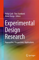 Experimental Design Research by Philip Cash