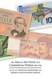 The Idea of Art Music in a Commercial World, 1800-1930 by Christina Bashford