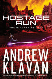 Hostage Run by Andrew Klavan