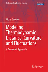 Modeling Thermodynamic Distance, Curvature and Fluctuations by Viorel Badescu