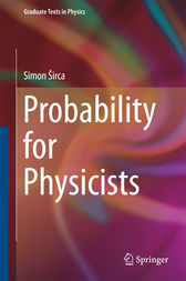 Probability for Physicists by Simon Širca