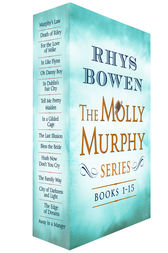 Molly Murphy Series, Books 1-15 by Rhys Bowen