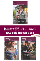 Harlequin Historical July 2016 - Box Set 2 of 2 by Louise Allen