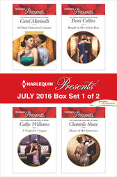 Harlequin Presents July 2016 - Box Set 1 of 2 by Carol Marinelli