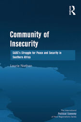 Community of Insecurity by Laurie Nathan