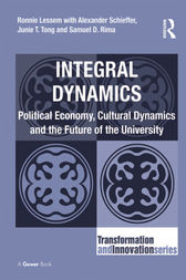 Integral Dynamics by Ronnie Lessem