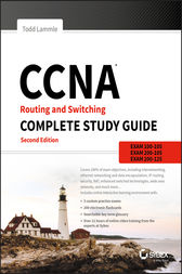 CCNA Routing and Switching Complete Study Guide by Todd Lammle