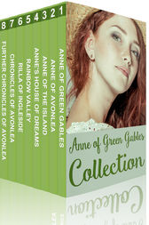 Anne of Green Gables Collection: Anne of Green Gables, Anne of the Island, and More Anne Shirley Books by Lucy Maud Montgomery