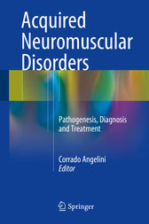 Acquired Neuromuscular Disorders by Corrado Angelini